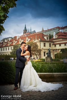 Pre-wedding photography Prague - Honeymoon photo shoot Prague | Prague wedding photographer - Pre-wedding photography Prague