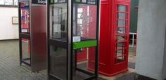 National Telephone Kiosk Collection - Unusual Days Out in the UK - Offbeat Attractions