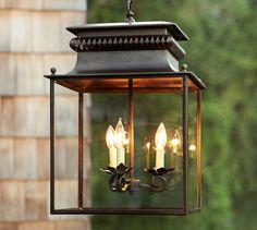 Kitchen outdoor pottery barn 49 Ideas for 2019 Front Door Lighting, Outdoor Sconce Lighting, Outdoor Light Fixtures, Bedroom Lighting, Home Lighting, Barn Lighting, Lighting Ideas, Lantern Pendant Lighting, Cottage Lighting