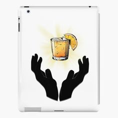 'Holy Whiskey / Praying For whiskey' iPad Case/Skin by RIVEofficial Framed Prints, Canvas Prints, Art Prints, Funny Design, Ipad Case, Art Boards, Holi, Whiskey, Pray