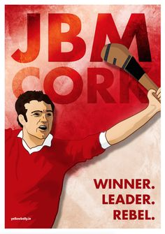 Jimmy Barry-Murphy, Cork, Hurling, Munster, GAA Travel Posters, Trivia, Cork, Ireland, Quotes, Sports, Fictional Characters, Imagination, Legends
