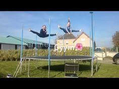 Trampolines sur pinterest trampoline eau lit trampoline for Trampoline piscine decathlon
