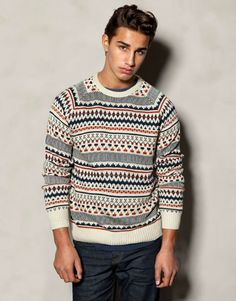 pull & bear- must have sweater!