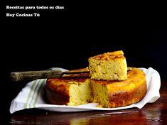 Hoy Cocinas Tú: Pan de maíz con cebolla y guindilla (sin gluten)