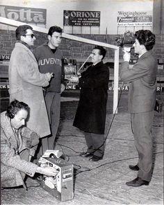 La RAI intervista Carlo Mattrel, portiere della prima stella (1958)