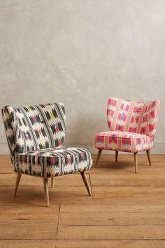 Flutura Occasional Chair #AnthroFave