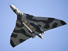 Avro Vulcan - a key part of the Uk's victory in the Falklands Conflict