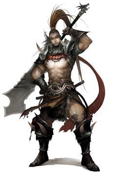 Swordsman from Atlantica Online