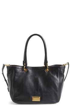 MARC+BY+MARC+JACOBS+'Large+Take+Your+Marc'+Leather+Tote+available+at+#Nordstrom