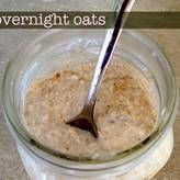 Good Eats: Overnight Oats