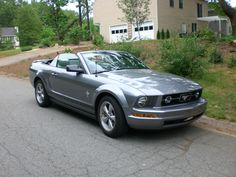 2007 Ford Mustang V6 Premium Convertible picture