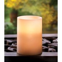 Cheap Classic White Flameless Candle in Bulk