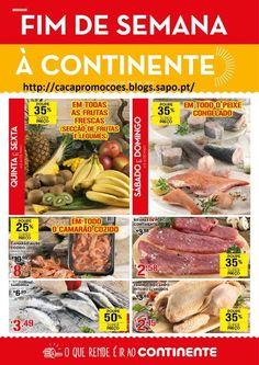 Promoções Continente - Folheto Fim de Semana 19 a 22 maio - http://parapoupar.com/promocoes-continente-folheto-fim-de-semana-19-a-22-maio/