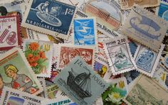 Stamps Collection wallpapers