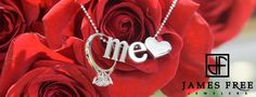 10 Sparkling Valentine's Day Gift Ideas from James Free Jewelers