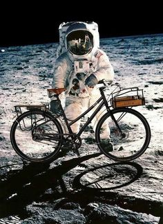 Bicycles in Space, Get Out and Ride!