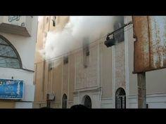 TV BREAKING NEWS Une Eglise copte incendiée à Benghazi - http://tvnews.me/une-eglise-copte-incendiee-a-benghazi/