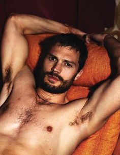 This is why people are obsessed with Jamie Dornan.