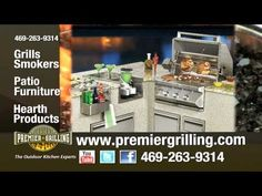 11 Outdoor Living Patio Furniture Summerset Premier Grilling, LLC Frisco, TX  75033 469 342 3461 Www.premiergrilling.com Stainless Steu2026 | Pinteresu2026