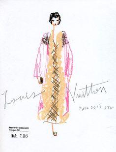 Louis Vuitton: FALL 2013 RTW