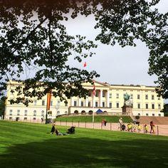 The Royal Palace #oslo #detkongeligeslott #slottet #norway #theroyalepalace