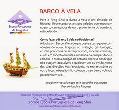 Escola Portuguesa de Feng Shui: BARCO DA PROSPERIDADE