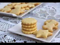 Galletas de mantequilla clásicas. - YouTube