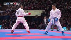 Final Male Kumite -75kg. Luigi Busa vs Rafael Aghayev. World Karate Cham...