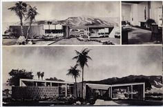 The Racquet Club of Palm Springs - Homes (built in late 1950s-early 1960s)