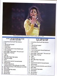 THE MICHAEL JACKSON ARCHIVES - historicalcollection