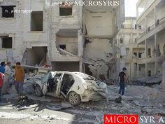 إصابة 3 عناصر من الثوار بانفجار عبوة ناسفة جنوبي درعا