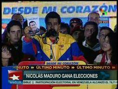 Maduro, nuevo presidente de Venezuela por un puñado de votos