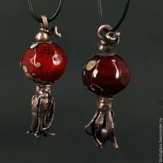 Купить Ботаника Шиповник два оттенка - бордовый, шиповник, ягоды, красный, медь, стекло, медь
