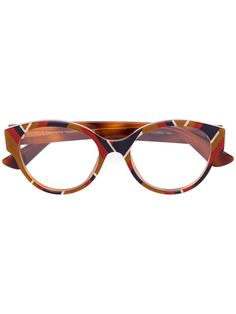 e47ead31193d0 Gucci Eyewear round frame glasses