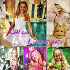 my new chloe lukasiak collage!! what you thinking? :) by: dance moms fan page p.s. if you want i do for you collage, comment in my collage/picture and say what collage you want, i can make for you that!! :))