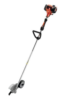 ECHO PE-266S Handheld Edger. •Assembled dimension: 9.88 in. W x 11.25 in. D x 64 in. H. •Pro-Torque gear case delivers excellent cutting power and durability. •25.4 cc 2-stroke professional-grade engine delivers an abundance of cutting power and is easy t