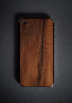 I want an iPhone just so I can get a wooden iPhone case. I'm literally obsessed.