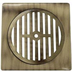 Σχαράκι τετράγωνο Bronze