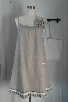 By Pia´s Vintage Lace Dress, NATURAL