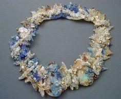 Marcie Stone's  Boulder Opal Necklace