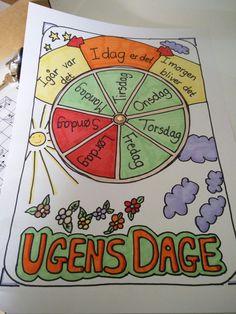 #ugedage #dsa #indskoling Visible Learning, Kindergarten Class, Cooperative Learning, Happy Boy, School Decorations, Classroom Decor, Doodle Art, Teaching Kids, Diy For Kids