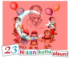 kutlu olsun :) National Sovereignty and Children's Day is one of the public holidays in Turkey and Northern Cyprus. by yn. Baby Songs, Kids Songs, Desktop Pictures, Wallpaper Pictures, Turkey Holidays, Happy Children's Day, Public Holidays, Leg Day, Europe