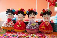 Fridosca, Friducha, Fridinha e Free-da: Frida