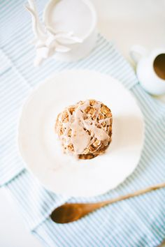 Spiced Cupboard Cookies - featured on Gathered Heart