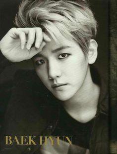 Baekhyun Subunit: EXO-K Lead Vokal