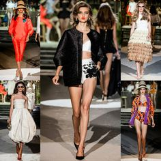 DSQUARED2  | 2014 Brigitte Bardot in St. Tropez and Cannes, Sophia Loren in Capri, it was a rich woman's collection walking on the promenade enjoyin...