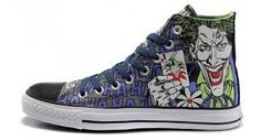 5589d28f9bbc Image result for converse high top batman Joker Converse