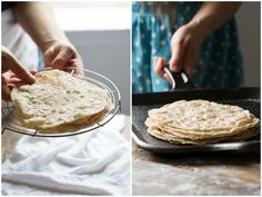Cassava Flour Tortillas - The Urban Poser