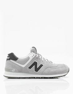 574 In Grey - New Balance - Need Supply Co. #needspringvisions