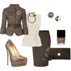 Total office attire